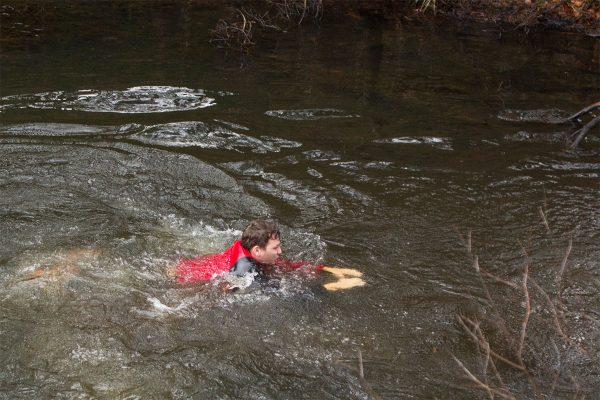 Speckrun15.4 - Der Bademeister schwimmt voraus